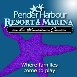 Pender Harbour Resort - the modern version of the family getaway