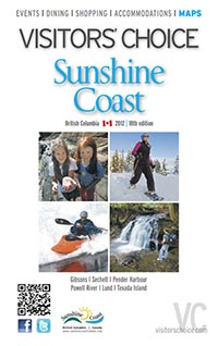 BIV visitor's choice sunshine coast cover, linked to pdf download