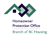BC Homeowners Protection Office logo