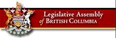 Legislative Assembly of British Columbia logo