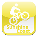 Sunshine Coast Trails App Badge