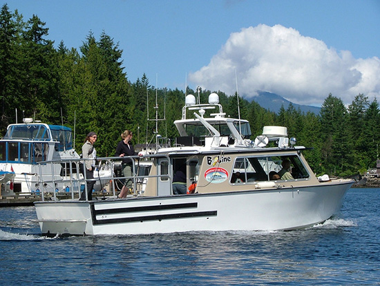 Sunshine Coast Boat Tours