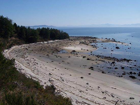 Savary Island, Creative Commons Image