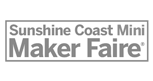 I'm an organzer for the Sunshine Coast Mini Maker Faire